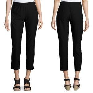 Eileen Fisher Ankle Crop Pants Petite